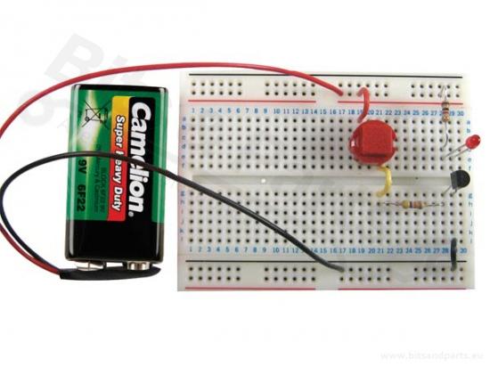 Experimenteerdoos basis elektronica - Velleman EDU01