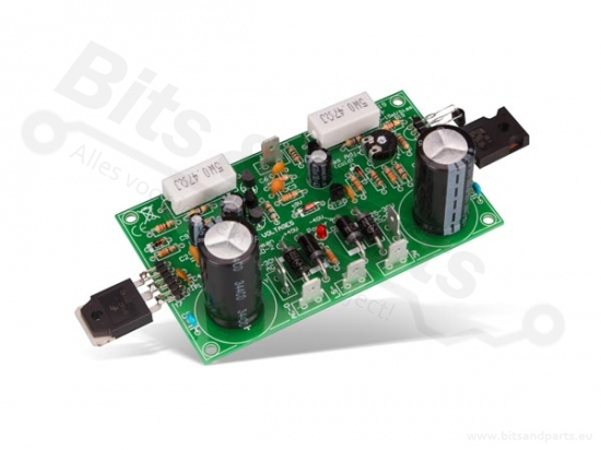 Discrete Vermogenversterker 200W - Velleman K8060