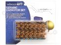 Condensator set keramisch (224-delig)