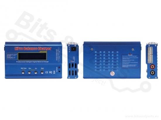 Li-ion/LiPo acculader/balanslader
