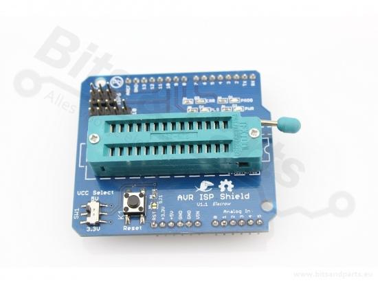 AVRISP Shield V1.1 voor Arduino
