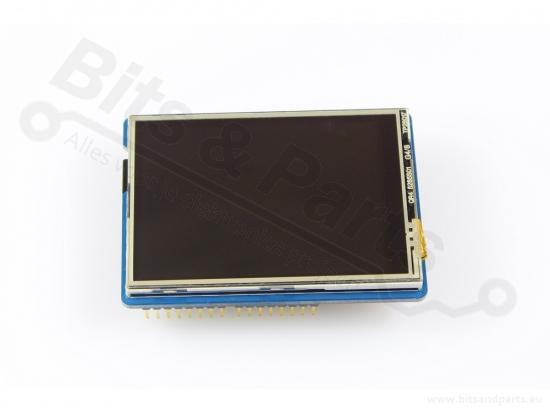 Displayshield Touchscreen 2,8inch TFT 240x430 voor Arduino