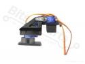 Pan/tilt set voor camera's/ sensors met servo's