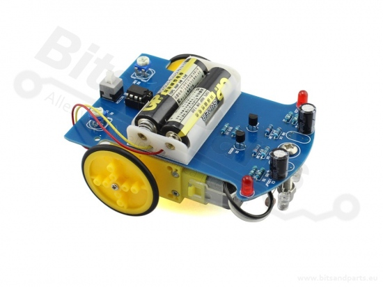 Smart Car Lijnvolger DIY Bouwkit