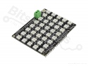 LED Shield NeoPixel - 5x8 WS2812 RGB LED matrix