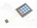 Membraan keypad 3x4 voor oa. Arduino