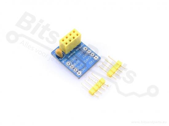 Breadboard adapter voor Wifi module ESP8266