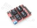 CNC shield voor Arduino (GRBL Compatible)