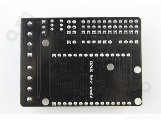 Motor driver L293D board voor NodeMCU