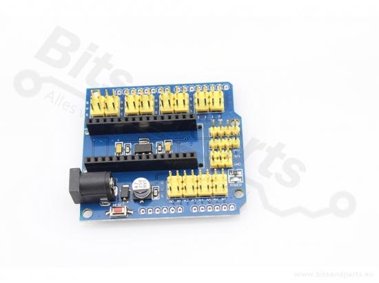 IO shield voor Arduino Nano