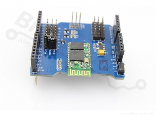 Bluetooth/BT shield (master/slave) voor Arduino