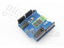 Bluetooth/BT shield (master/slave) voor Arduino