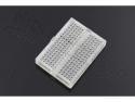 Breadboard 170 pins clear - universeel experimenteer board