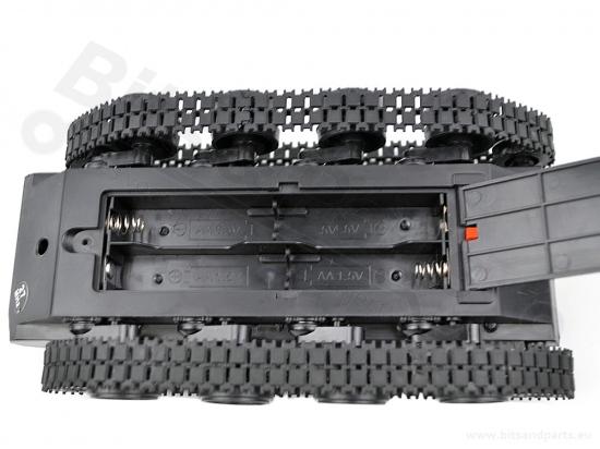 Smart Car Crawler/Tank Chassis