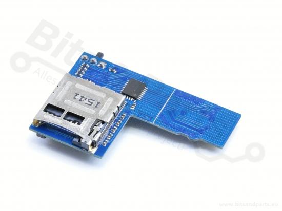SD Dual card switch