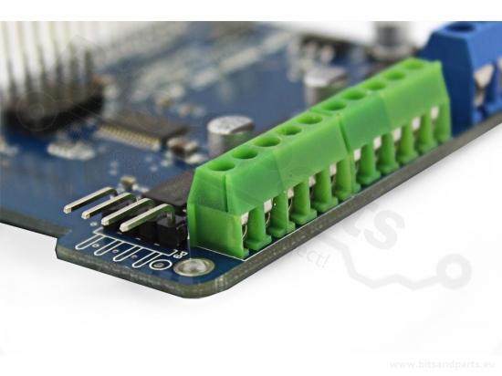 Motor/Stepper HAT voor Raspberry Pi