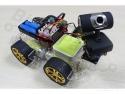 Smart Car Chassis 4WD groot met 4 motors nieuw