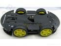 Smart Car Chassis 4WD groot met 4 motors 'Dorado'
