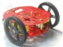 Smart Car Chassis 2WD met 2 motors FT-DC-002